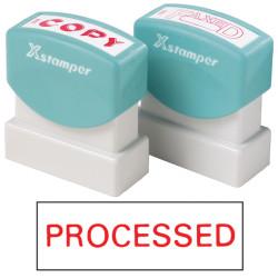 XStamper Stamp CX-BN 1314 Processed Red