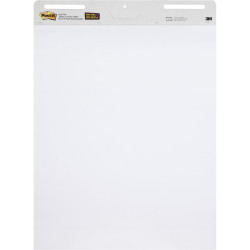 Post-It Easel Pad 635x775mm White
