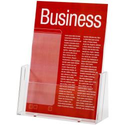 Esselte Brochure Holders A4 Free Standing Portrait