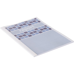 GBC Thermal Binding Covers A4 150 Micron 6mm Spine Clear Pack of 100